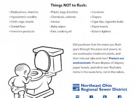 VIDEO: Flushable wipes maybe not so much