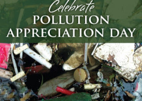 EVENT: Pollution Appreciation Day celebrates the treasure that is trash