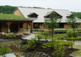 PLACES: Watershed Stewardship Center is a new hydration, restoration, education destination