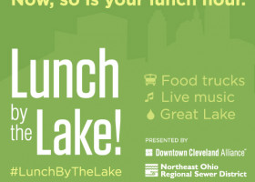 EVENTS: New #LunchByTheLake series kicks off Thursday