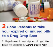 HOME: #PitchThosePills! What to do with your old or unused meds