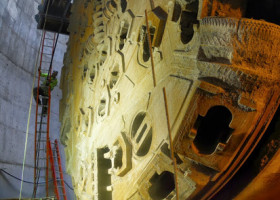 HISTORY: Why are tunnel boring machines named, and why are they named after women?