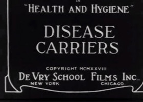 VIDEO: 1928 school film shares how to treat sewage, how to set rat traps, and how not to catch malaria, typhoid, or the bubonic plague