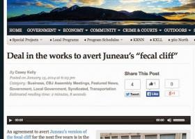FUN: More proof headline writers love wastewater-treatment stories