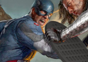 INFOGRAPHIC: Could Captain America use a manhole cover as his shield?