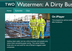 ENTERTAINMENT: #Watermen series will take reality TV to a new low, and it looks filthy.