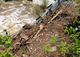 NEWS: Litigation hinders ability to assist communities hit by Monday's storm [#StormwaterProgram]