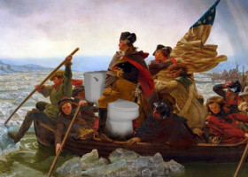 HISTORY: What were toilets like in 1776?