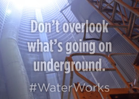 SHARE: Don't let the unseen go unspoken. Water infrastructure needs attention and you can speak up 9/9 #WaterWorks