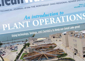 "TECH: Plant ops, sludge science among topics featured in 2014 tech journal ""Clean Water Works"""