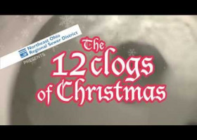 VIDEO: Sing along with the #12clogs of Christmas