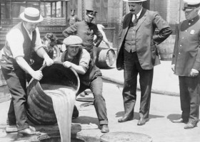 HISTORY: Barrels of alcohol down the sewers? Looking back at 1919 #Prohibition and environmental effects