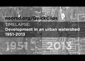 WATCH: Here's what 62 years of development looks like in 45 seconds