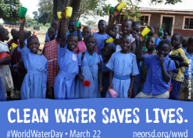 """#WorldWaterDay: If water is so boring that it's """"no big deal,"""" then that's exactly why it's a very big deal."""