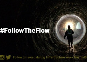 EVENT: Go underground and behind the scenes as we #FollowTheFlow during Infrastructure Week May 11