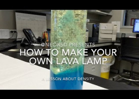 VIDEO: How to make your own lava lamp