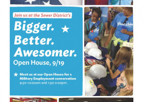 CAREERS: Military Employment dialogue to be featured among #neorsdTOUR Open House events 9/19