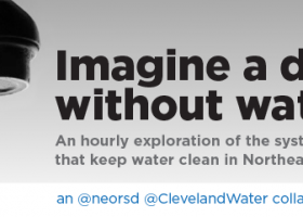 SERIES: Follow the flow of h2o in Cleveland with #ValueWater, @neorsd and @ClevelandWater