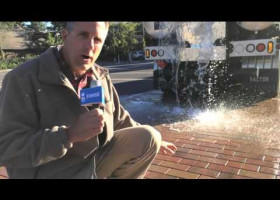 WATCH | How it works: Permeable pavers at the Western Reserve Historical Society
