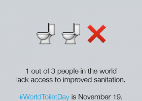 HEALTH: 6 facts about #WorldToiletDay as told through emojis