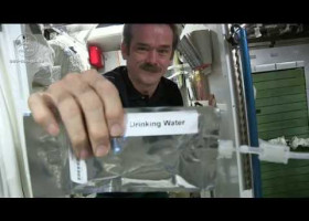 "SPACE: ""May the force pee with you,"" water recycling on the Space Station"