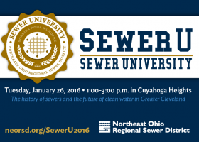 #SewerU: Think you know sewers? Get schooled on January 26 at Sewer University