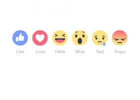 SOCIAL: What's not to Like? Why Facebook's new reactions are fitting for utilities like ours in social media.