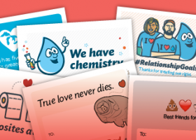 #LoveCleanWater: Our printable valentines are the very least you can do.