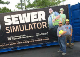 PROFILES: Pete and Todd's Sewer Simulator showcases the sights, sounds of a subterranean system