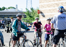EVENT: Get in gear and take a bike tour of the largest treatment plant of its kind in Ohio